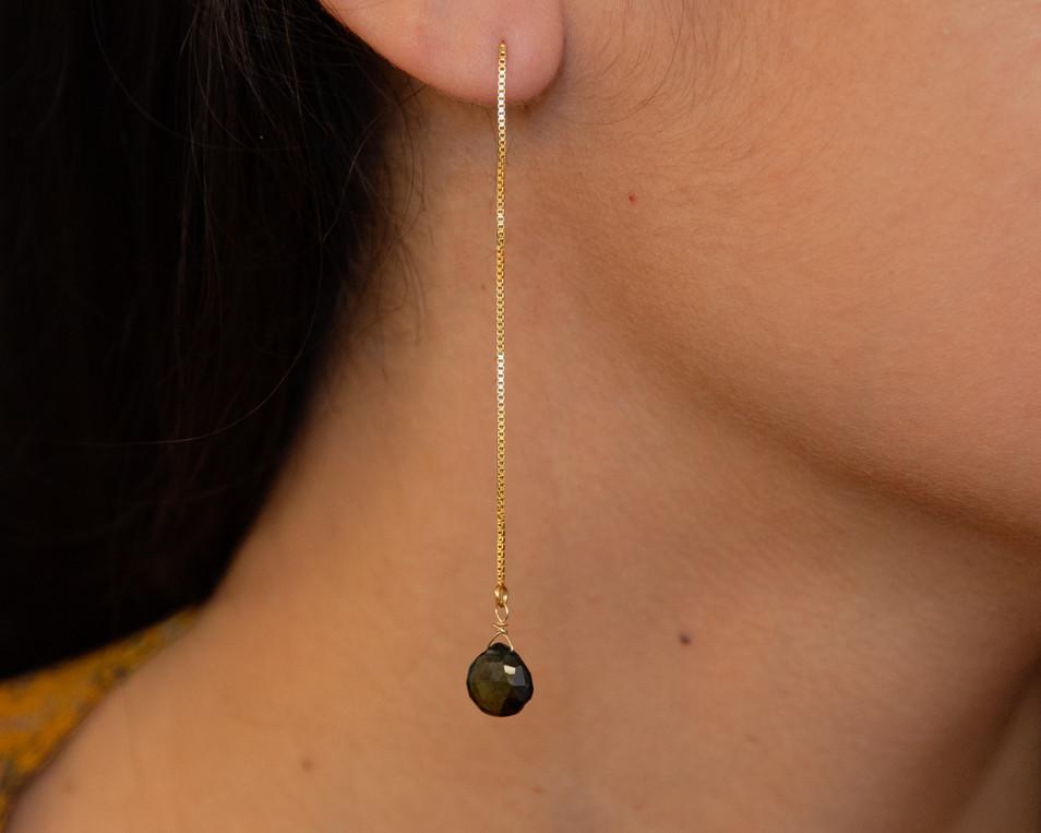 boucle d oreille - bijoux createur - the