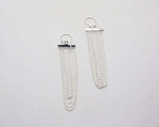 boucle  d oreille pendante - bijou canyon - bijoux createur - bijoux boheme - the boho society