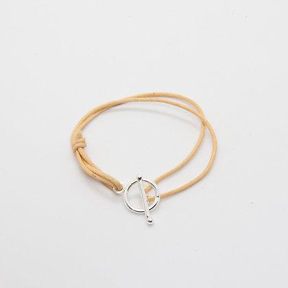 Troy | Bracelet ajustable en argent 925