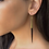 The boho society–boucles d'oreilles createur-bijou femme–soko-boucles d'oreilles pendantes–boho chic–bijou ethnique