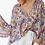 The boho society - blouse boheme - style hippie chic - blouse boho chic