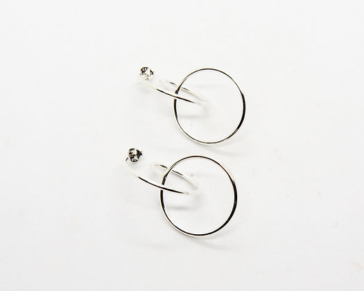 Boucles d'oreilles Iva   Iva earrings