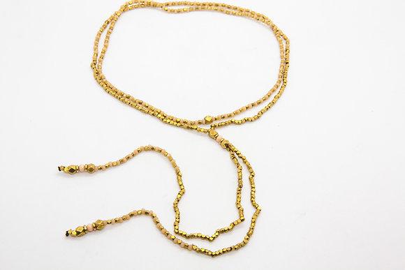 collier sautoir perles boheme- collier sautoir créateur - nataraj - the boho society