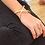 Thumbnail: Infinity | Bracelet manchette de créateur en laiton massif