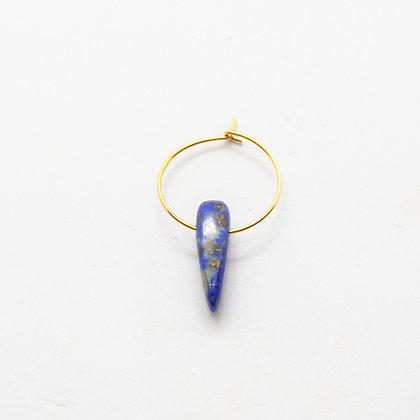 Yoni | Mono créole lapis lazuli