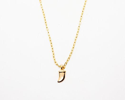 collier dent de requin - collier boheme chic - collier boho - bijoux boheme - bijoux createur - the boho society