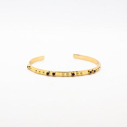 Taoma bracelet onyx noir | Taoma bangle