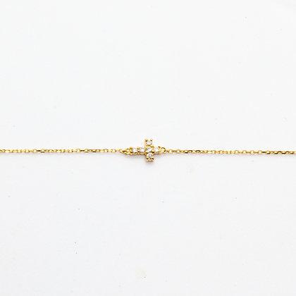 Elea bracelet or 14 carats | Elea 14k gold bracelet