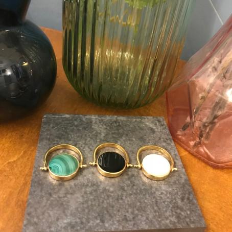 Bijoux de createurs | Les bagues réversibles Talisman