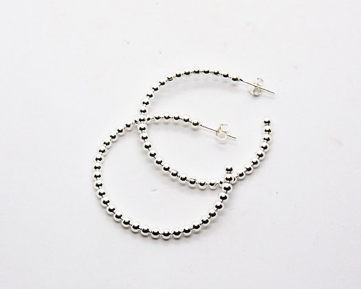 Boucles d'oreilles Olive | Olive earrings