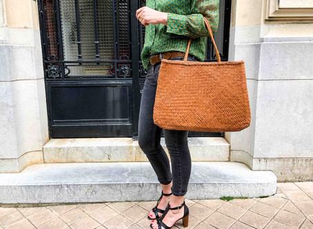 It bags | 8 sacs cabas à porter aussi bien en ville qu'en vacances!