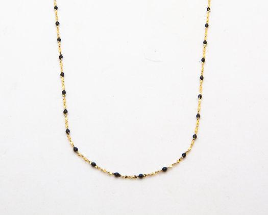 collier ras de cou - acier inoxydable - the boho society