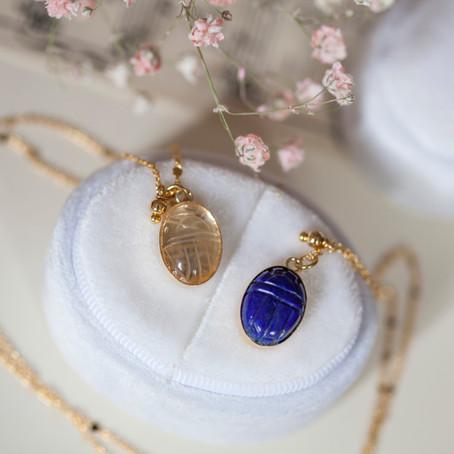 Nos bijoux symboles : laissez vous transporter par leurs histoires…