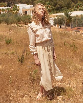 blouse boheme - boho chic - Louise Misha - the boho society