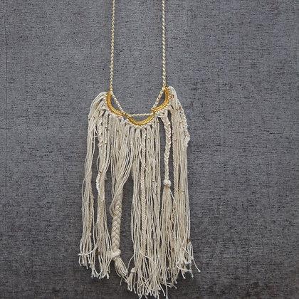 The boho society–bijoux de createur–bijoux hippie chic–bijoux boho chic–macrame– bijoux macramé–emilie renard-bijou pour femm