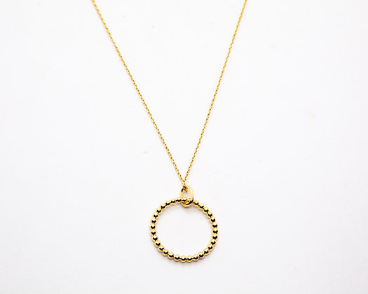Collier sautoir Solar | Solar long necklace