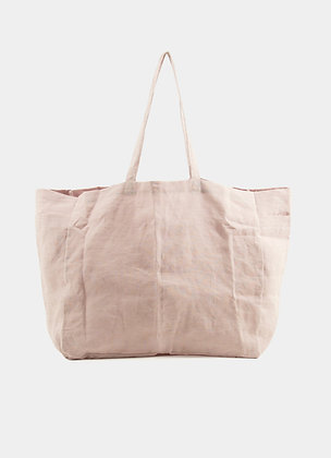 THE BOHO SOCIETY SAC CABAS OVERSIZE LIN LAVE
