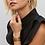 Bracelet joncs plaqué or - bijou createur soko - the boho society