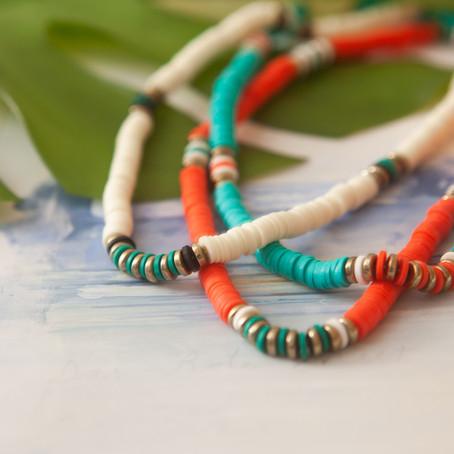 Bijoux créateur | Le collier hawaïen, j'en veux un !!!