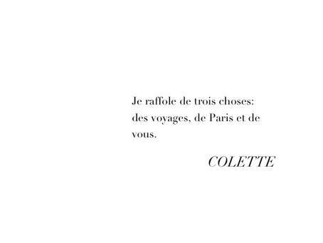 Moodboard  | Chère Colette ....