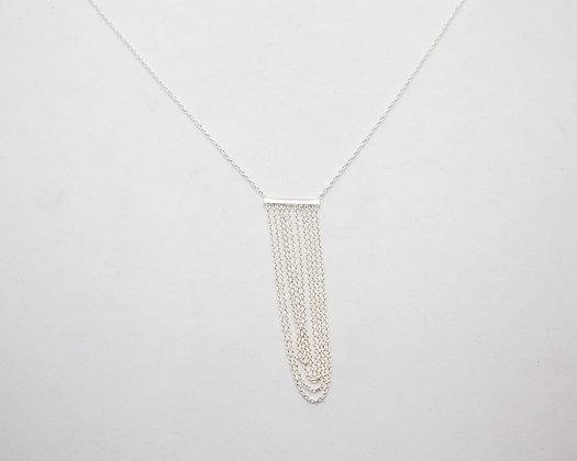 collier argent - collier femme argent - collier canyon - bijoux createur - the boho society