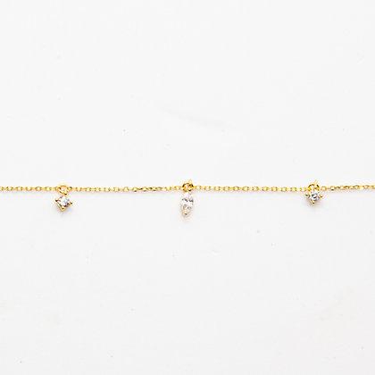 Ana bracelet or 14 carats | Ana 14k gold bracelet