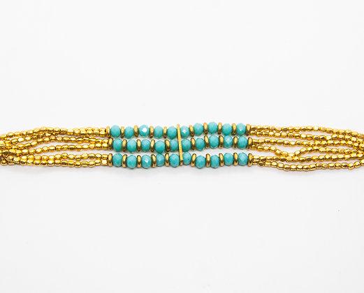 bracelet perles boheme- bracelet créateur - nataraj - the boho society