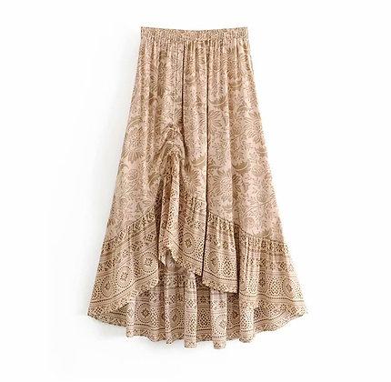 Jupe longue bohème   Boho long skirt