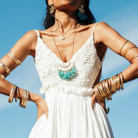 Grande braderie d'été | Jusqu'à -60% sur les bijoux de créateurs et la mode boho chic!