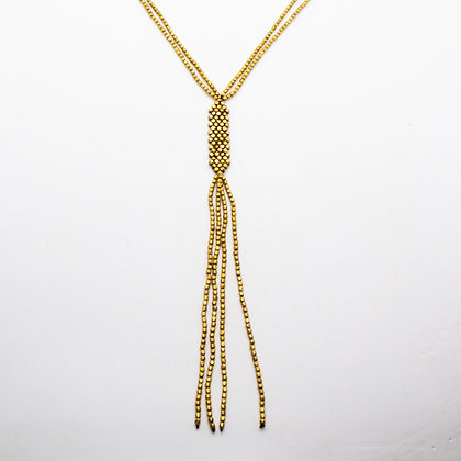 Collier sautoir Ava | Ava long necklace