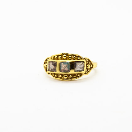 Adele bague labradorite | Adele ring