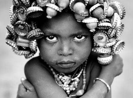 | Photo |❣️Coup de cœur❣️pour ce portrait d'un enfant Dassanech en Ethiopie par le photograph