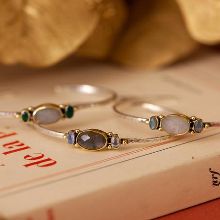 Nouvelle collection | The boho society vous offre 1 sublime bijou de créateur!