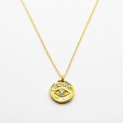 Collier mystic eye | Mystic eye necklace