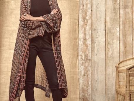 Kimono bohème chic | L'indispensable de notre dressing d'automne !