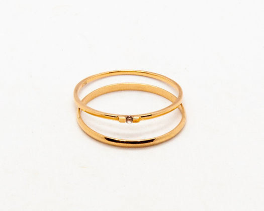 Bagues Sulli - Or 18 carats | Sulli rings - solid gold 18K