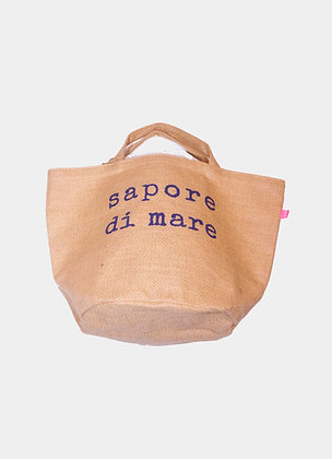 the boho society- sac cabas en chanvre- sac de plage - cabas de shopping - sac indien