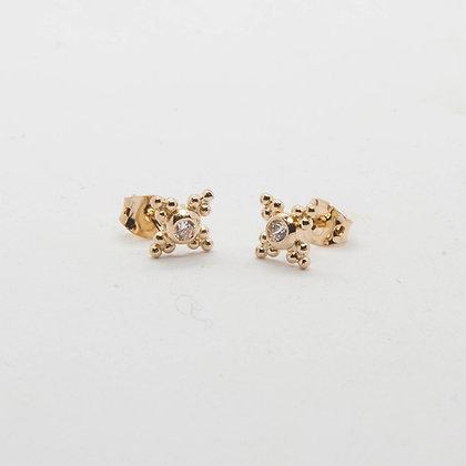 Boucles d'oreilles Casta