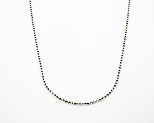 Chaine argent Will | Silver chain