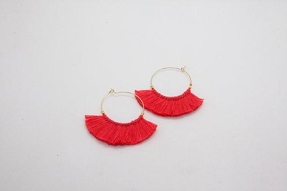 Boucles d'oreilles Maki | Maki hoops