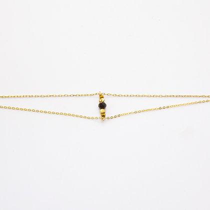 Poppy bracelet Tourmaline | Poppy bracelet