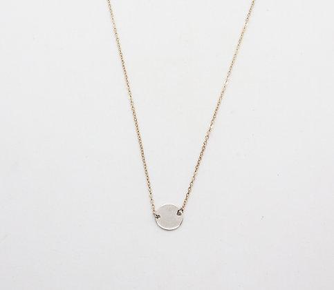 bijou fantaisie argent pas cher-bijou de createur fait main- collier argent tendance avec-boho