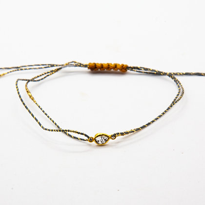Dana bracelet Or 18K et Diamant | Dana Gold And Diamond  bracelet