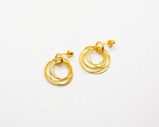 Boucles d'oreilles Julia | Julia earrings