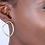 The boho society–boucles d'oreilles createur-bijou pas cher femme–soko-boucles d'oreilles pendantes–boho chic–bijou ethnique