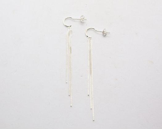 Boucles d'oreilles Sandro | Sandro earrings