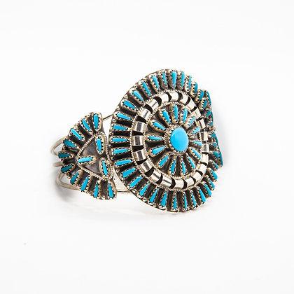 Bracelet argent Navajo | Navajo silver bracelet