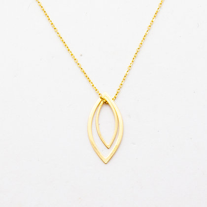 Thea | Collier en or 14 carats