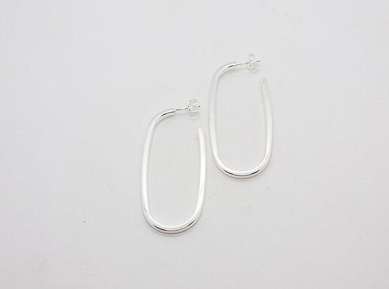 Boucles d'oreilles en argent 925 - boucles oreilles de createur canyon - the boho society