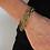 The boho society-bracelet de créateur-bracelet multi rangs argent- bracelet hippie chic-bracelet bohème